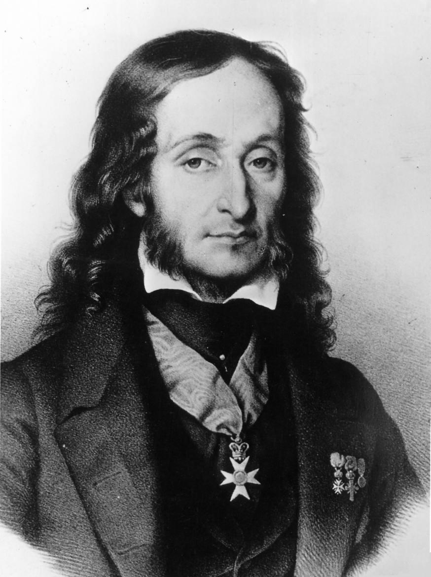 Niccolo Paganini life and biography